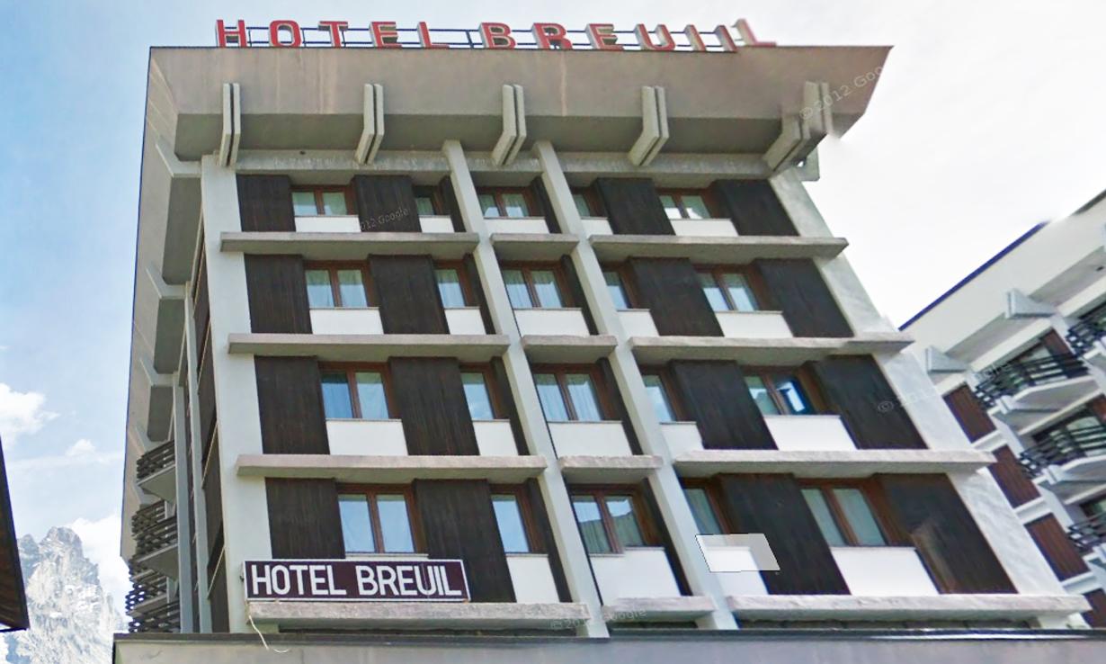 Hotel Breuil ***